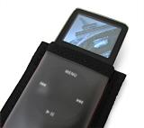 Port for iPod nano